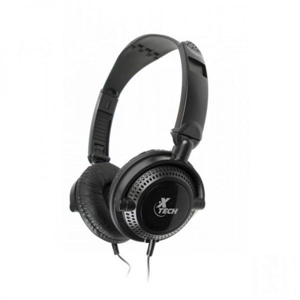Xtech XTS-330 Stereo Foldable Headphone 3.5mm-800×800